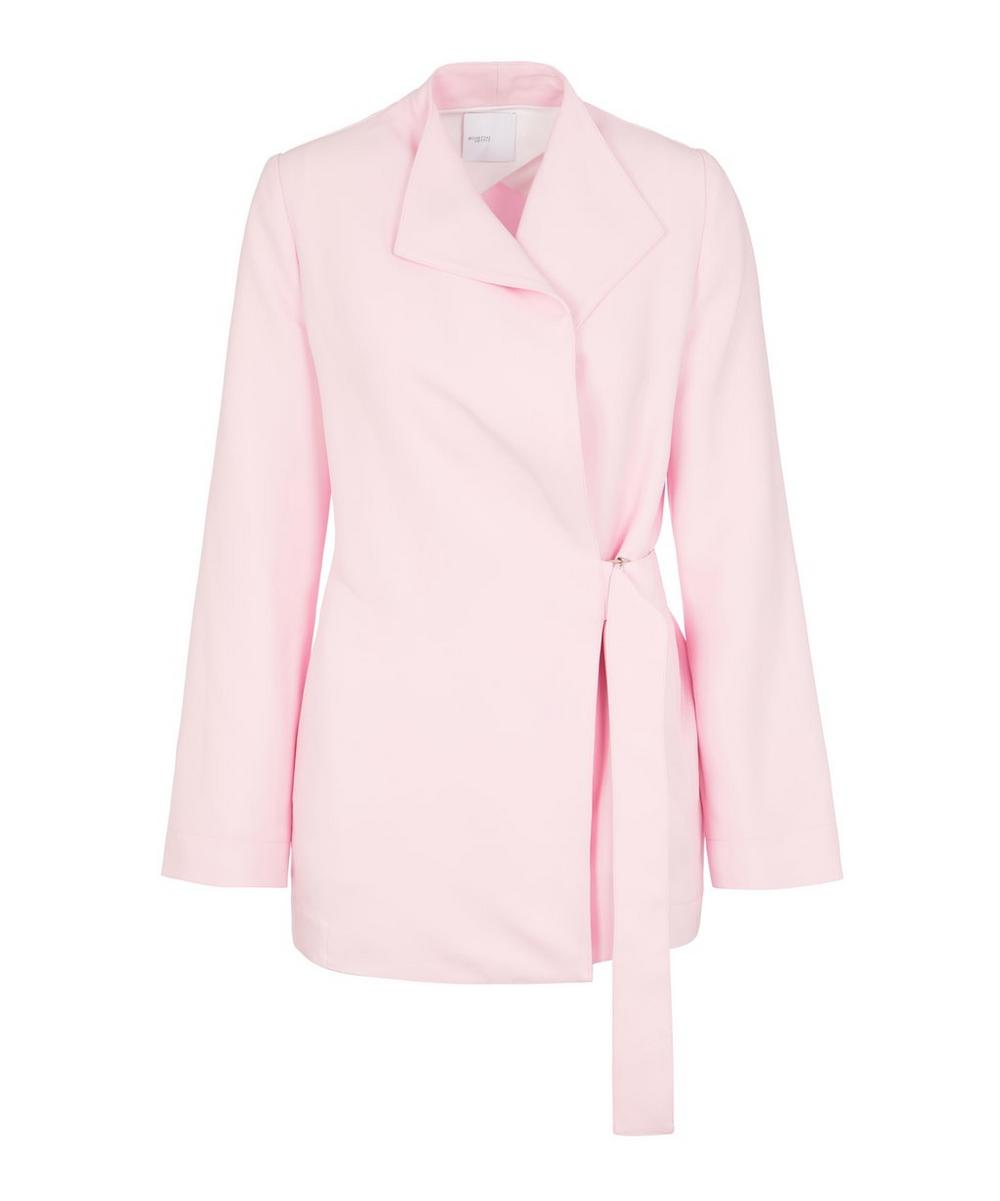 Rosetta Getty - Belted Panel Jacket