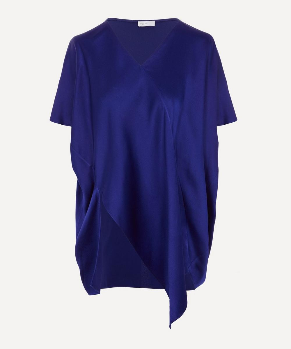 Rosetta Getty - Asymmetric Kaftan Top