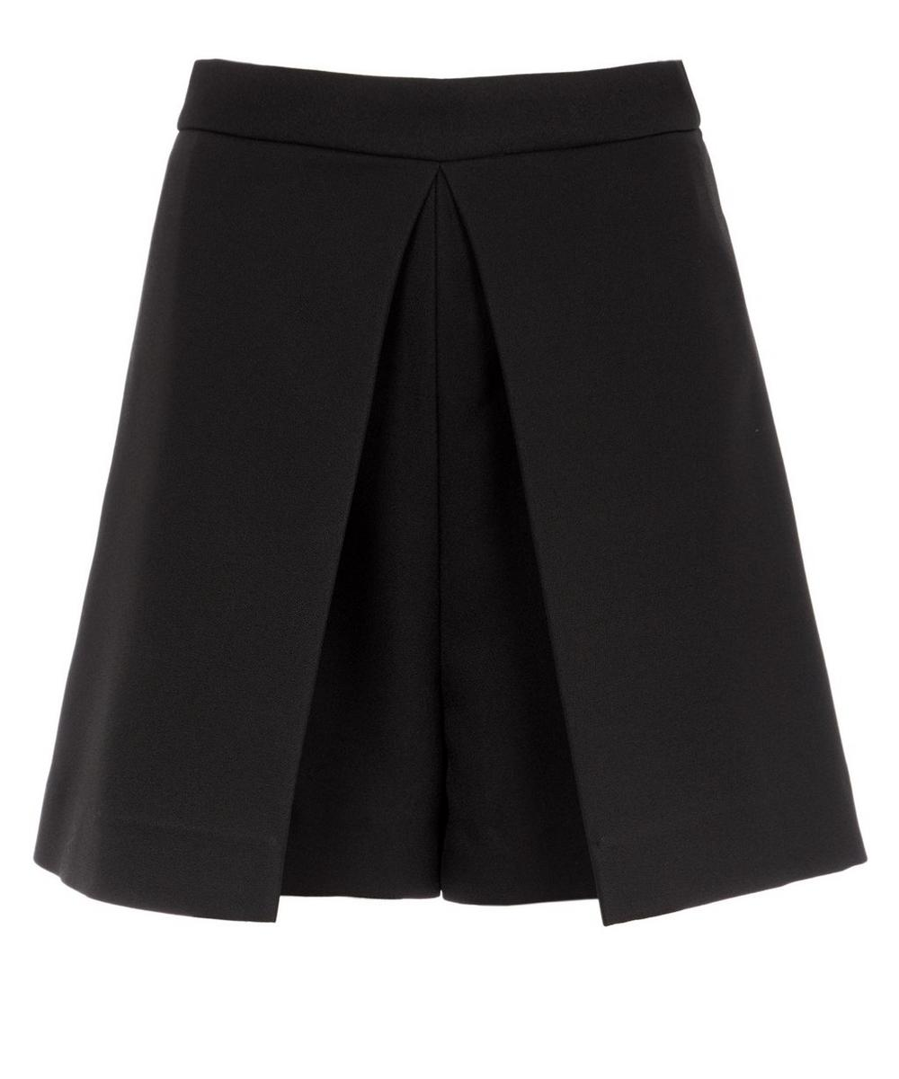 Rosetta Getty - Pleat Front Shorts