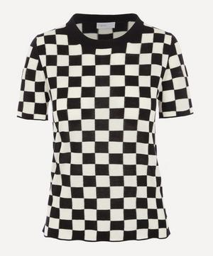 Checkerboard Pull Over