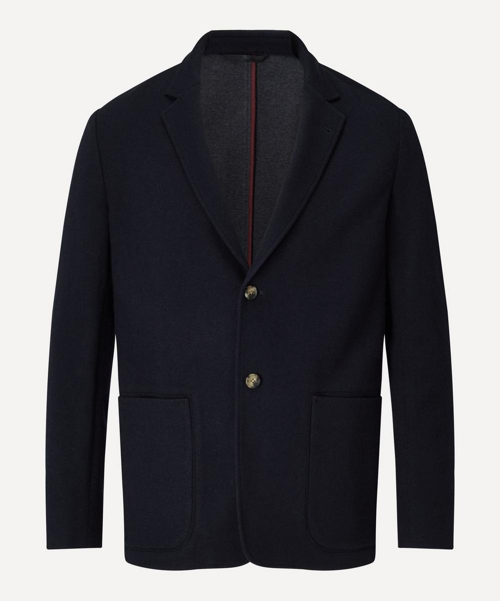 Paul Smith - Patch Pocket Jersey Blazer