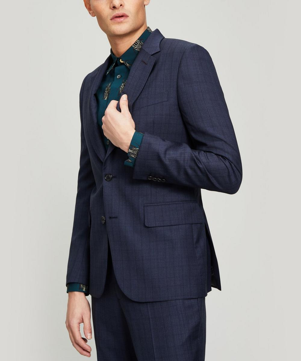Paul Smith - Faint Check Single-Breasted Suit
