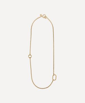 Gold Plated Vermeil Silver Link Chain
