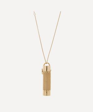 Gold Plated Vermeil Silver Thread Chain