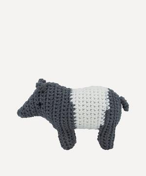 Crochet Tapir Rattle