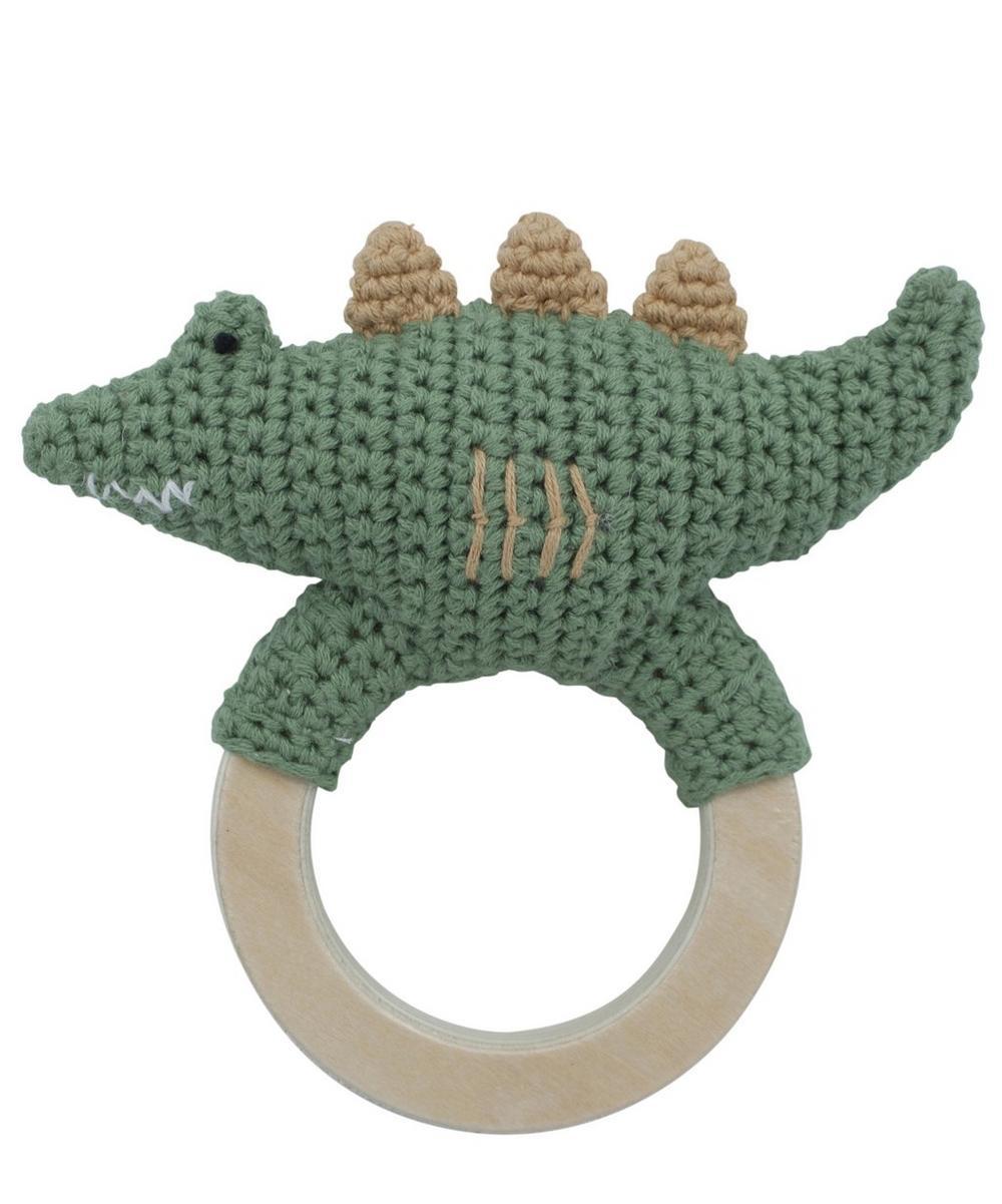 Sebra - Ali On Ring Crochet Rattle