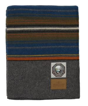 National Park Wool Blanket