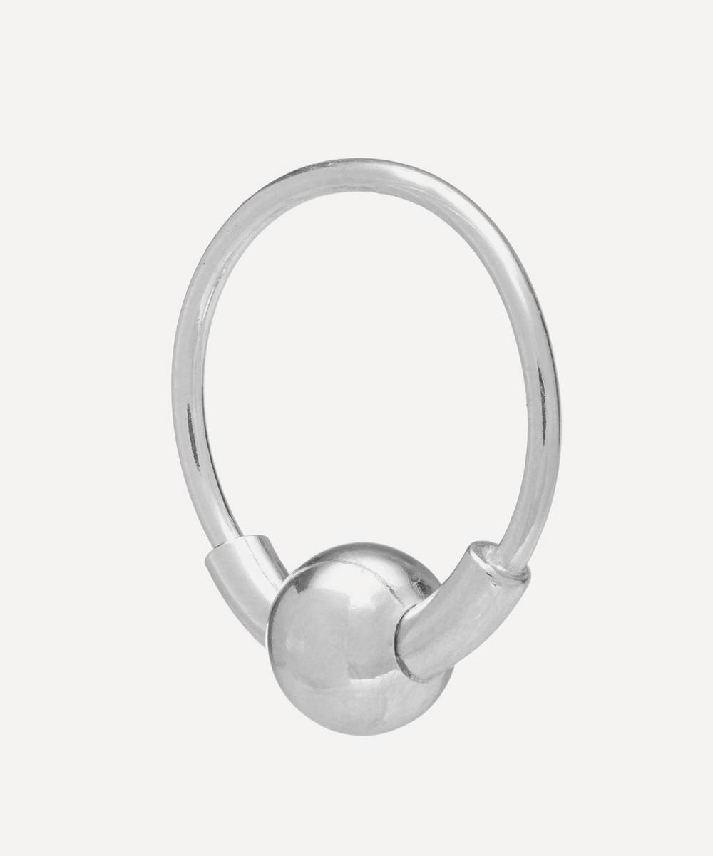 Maria Black - Sterling Silver Hoop 5 Earring