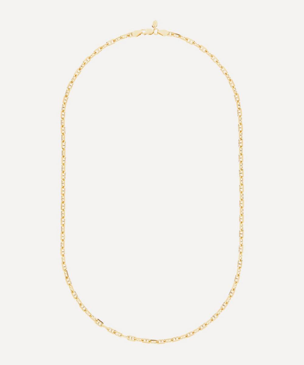 Maria Black - Gold-Plated Marittima Chain Necklace