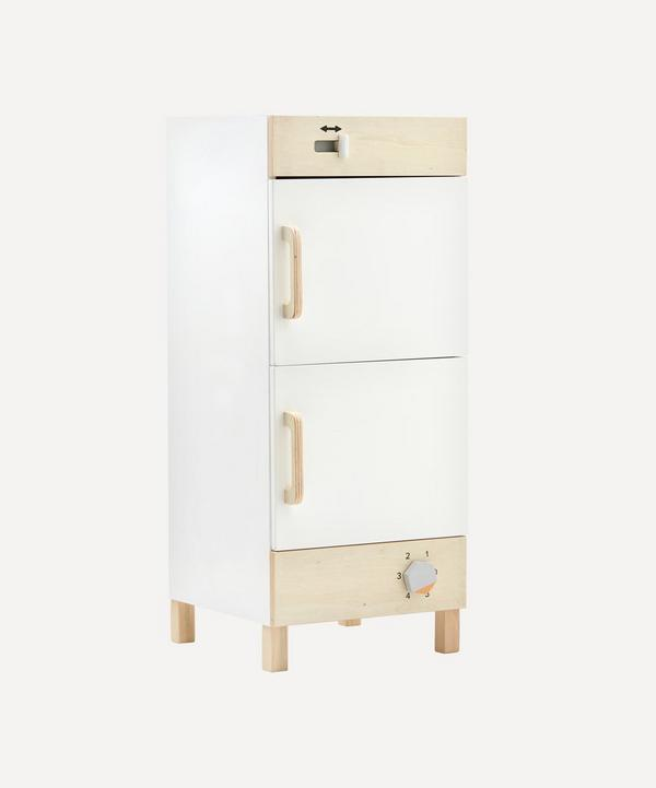 Kid's Concept - Wooden Fridge and Freezer