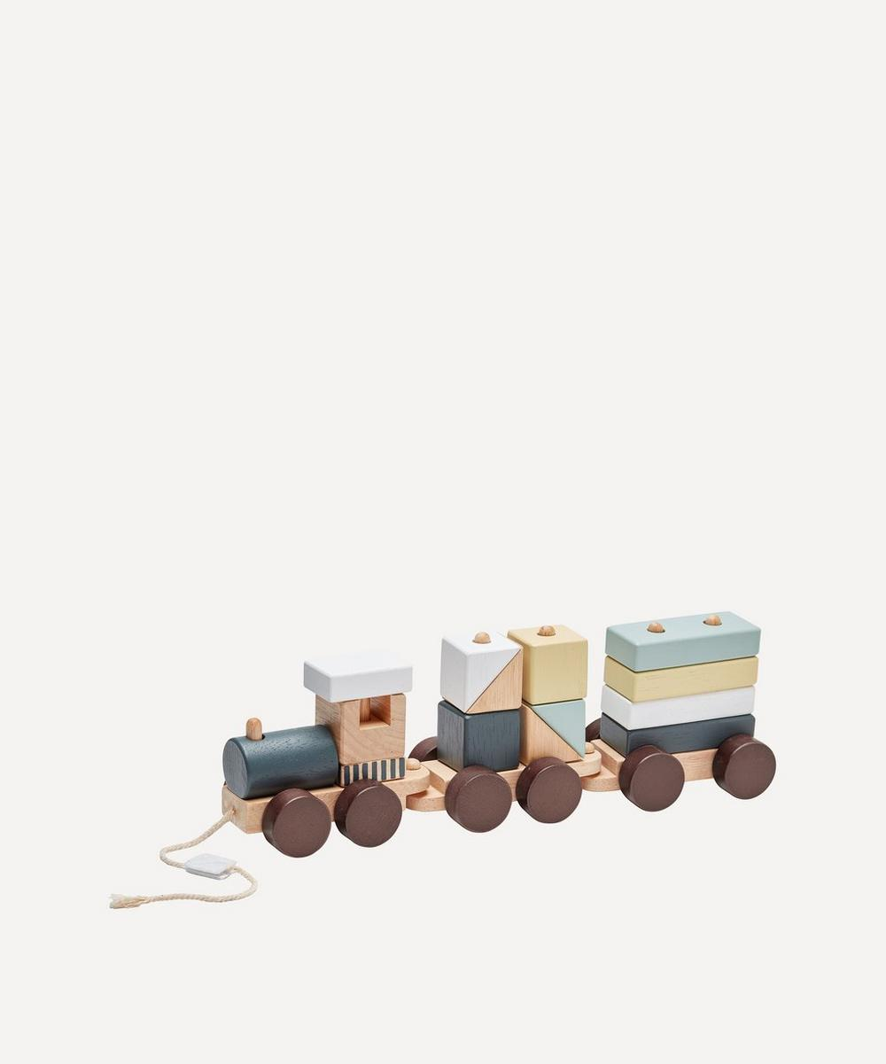 Kid's Concept - Wooden Train Toy