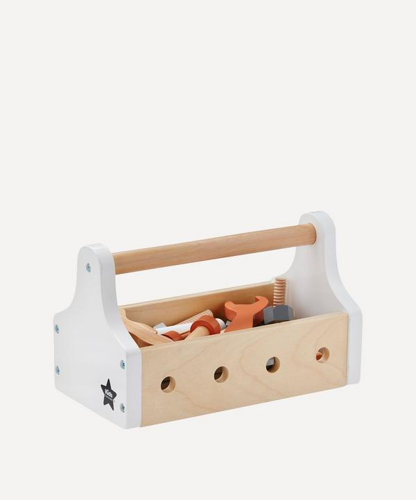 Kid's Concept - Wooden Tool Box