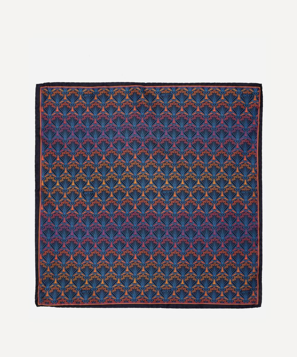 Liberty - Dusk Iphis 45 x 45cm Silk Twill Scarf