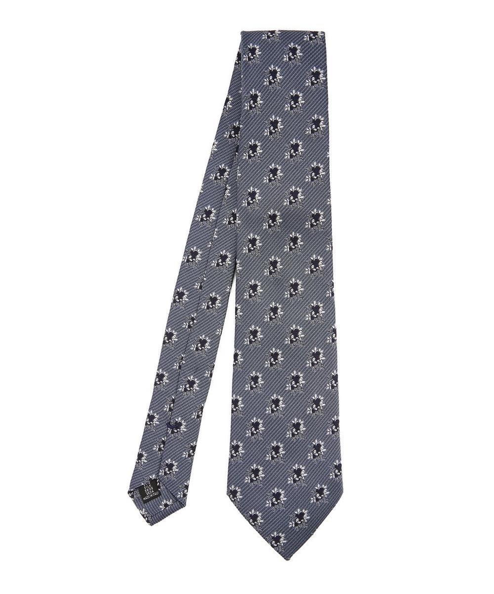 Liberty - Baillie Woven Silk Tie