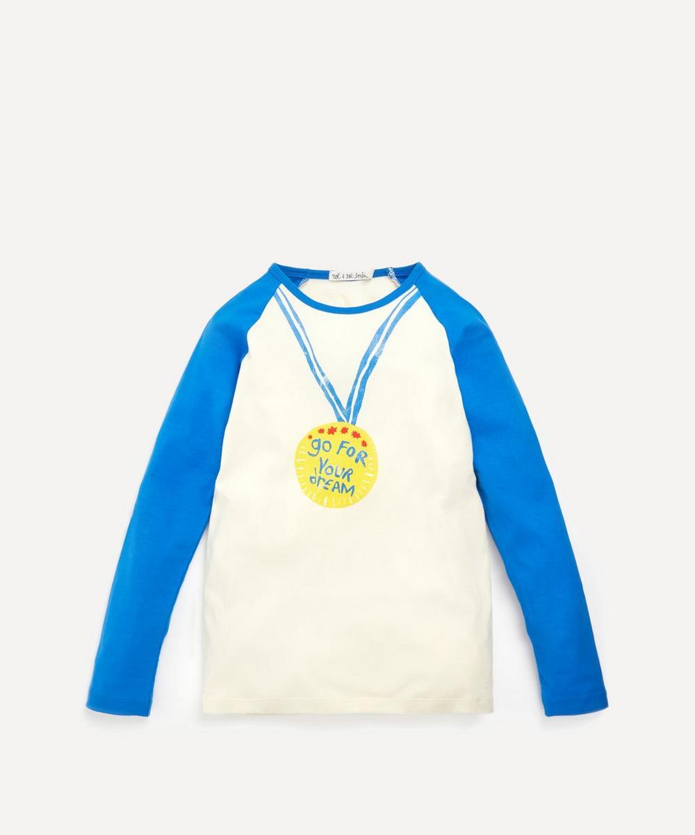 Noe & Zoe - Baseball T-Shirt