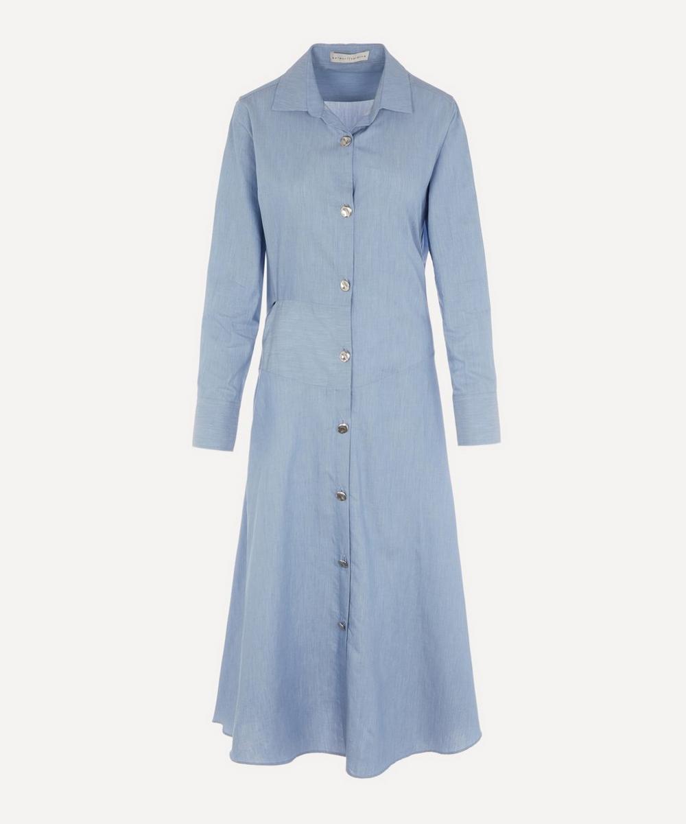 palmer//harding - Julia Cotton Shirt-Dress
