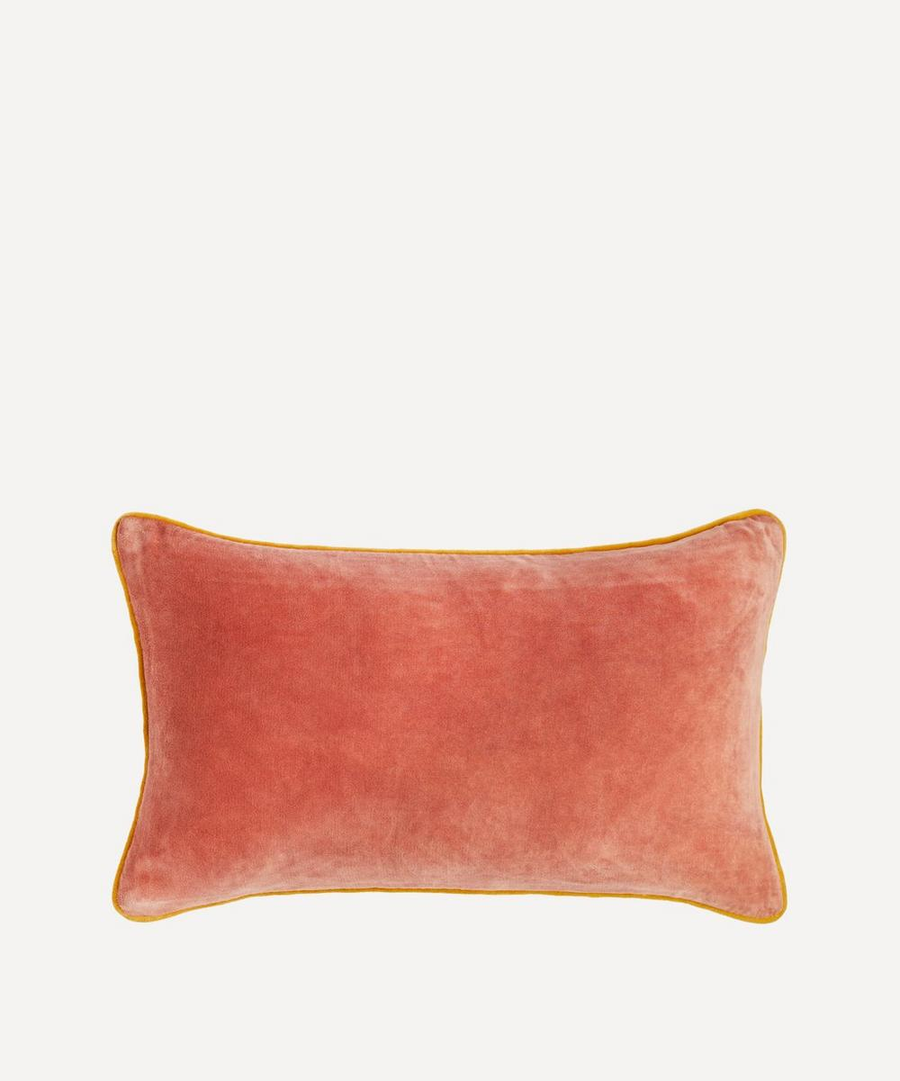 Projektityyny - Sametti Velvet Rectangular Cushion