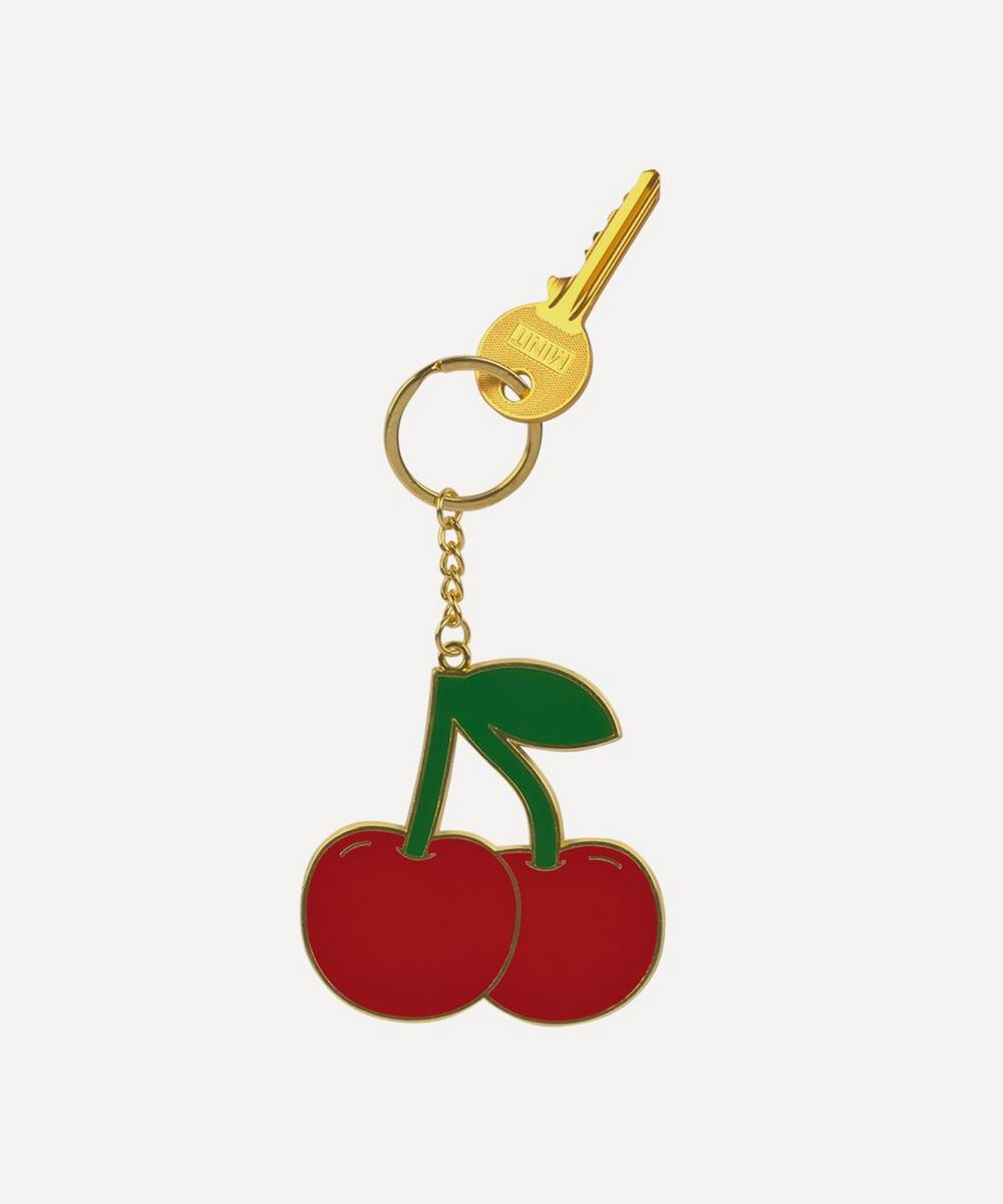 DOIY - Oversized Cherries Keyring