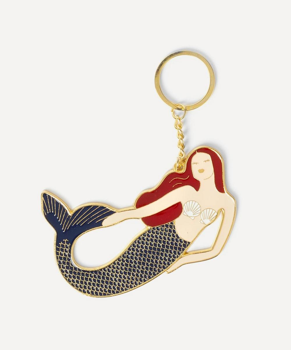 DOIY - Oversized Mermaid Keyring
