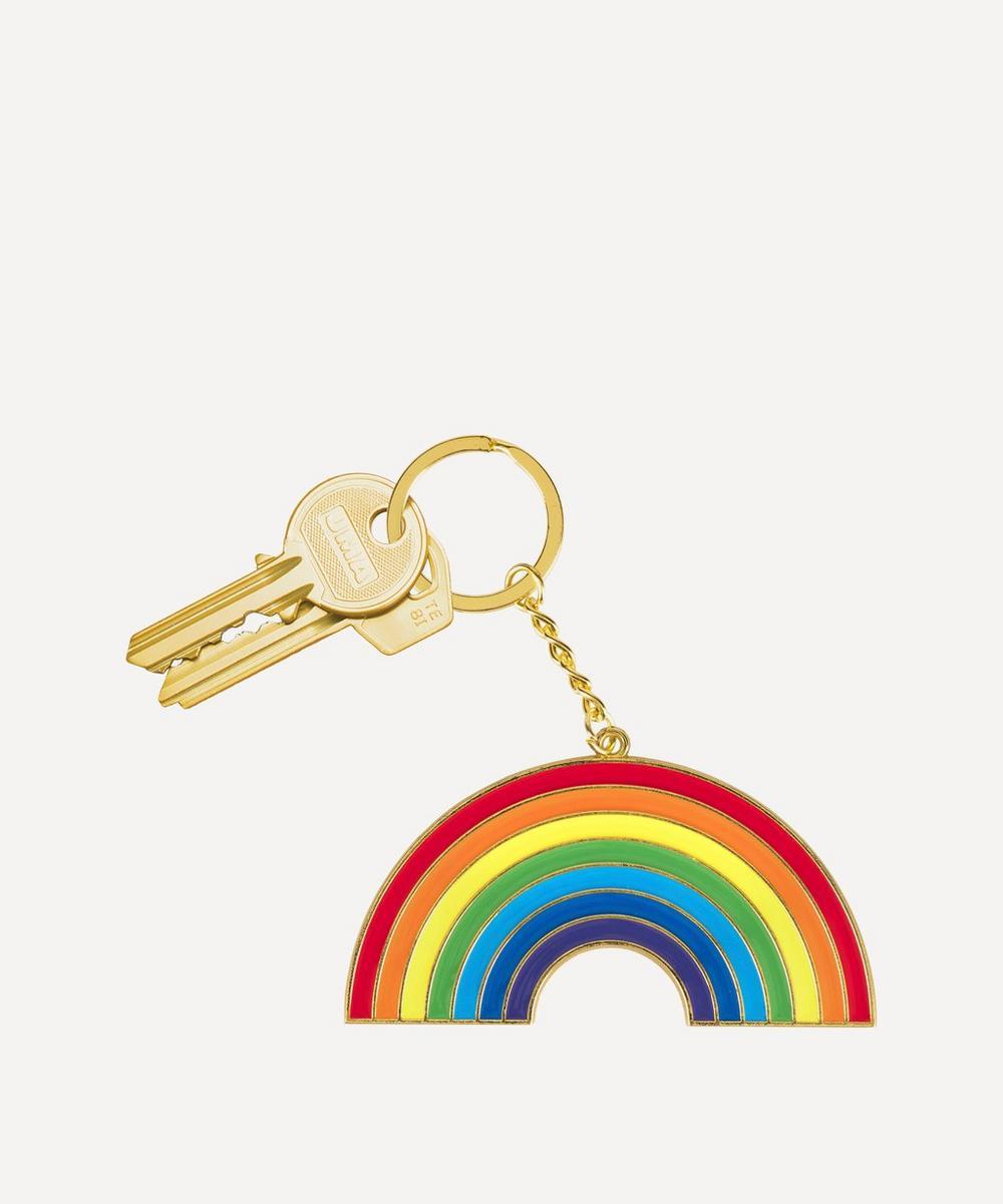 DOIY - Oversized Rainbow Keyring