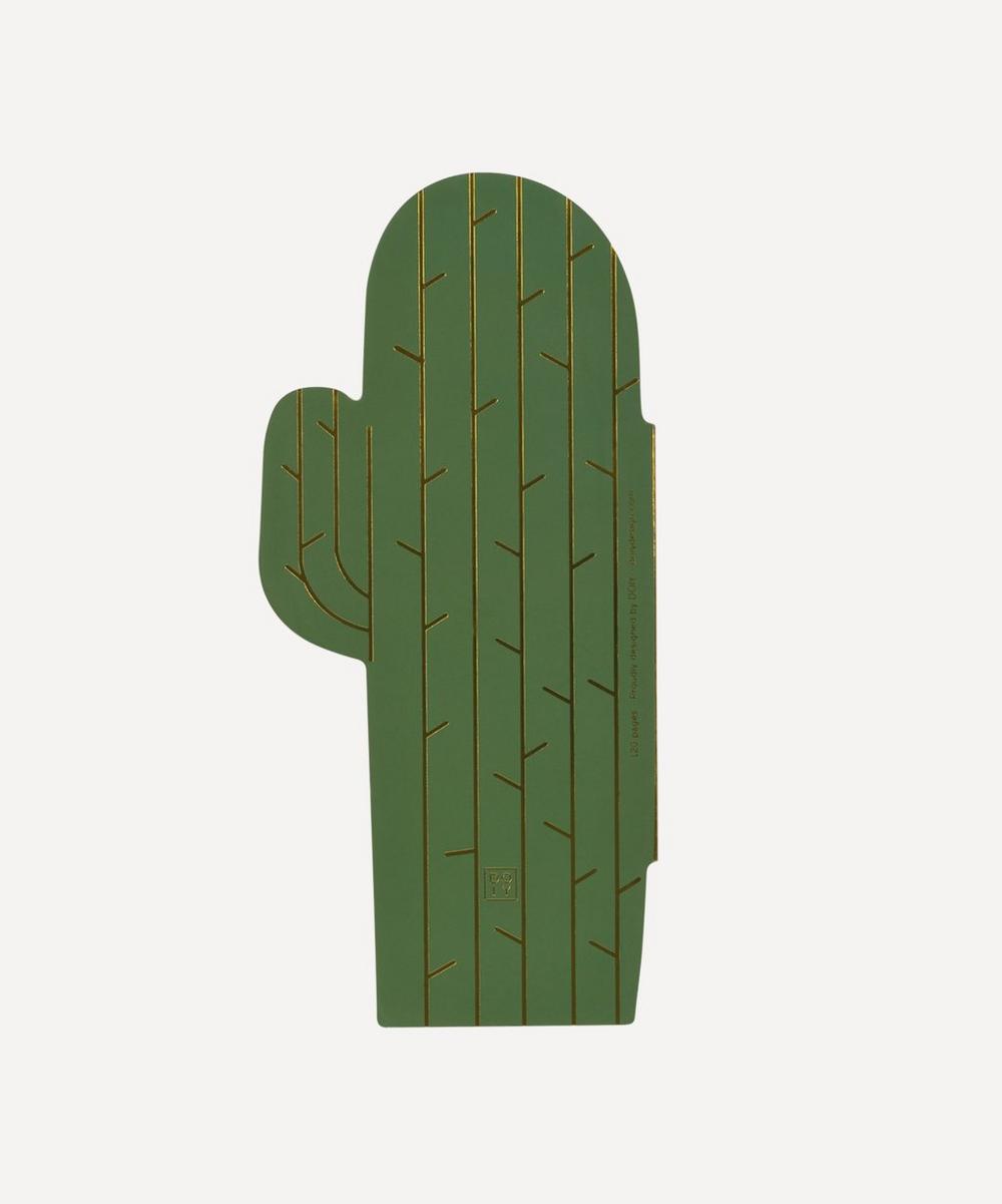 DOIY - Oversized Cactus Notebook