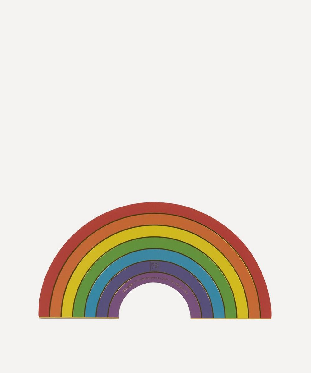 DOIY - Oversized Rainbow Notebook