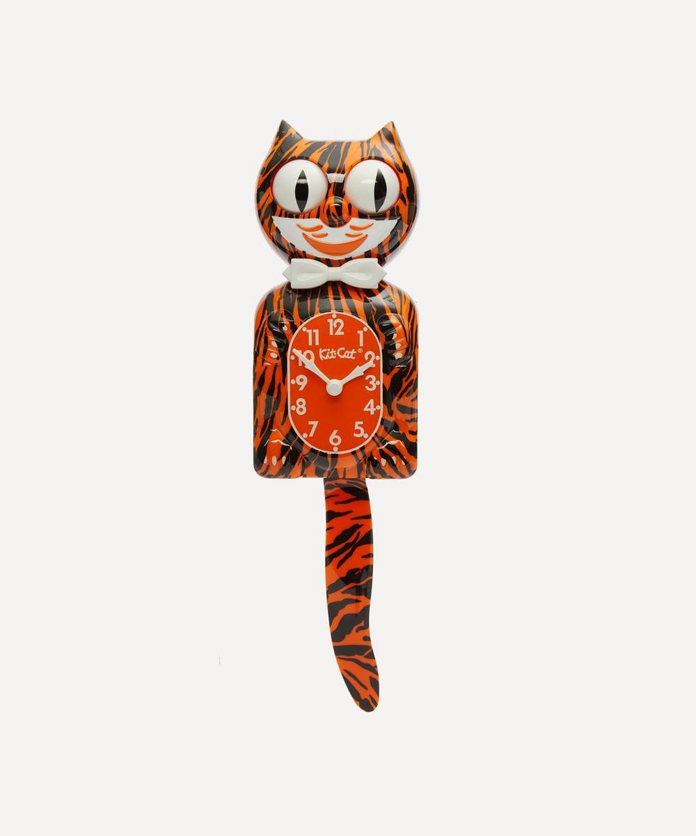 Kit-Cat Klock - Bengal Tiger Kit-Cat Klock