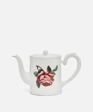 Small Rosa Centilolia Teapot