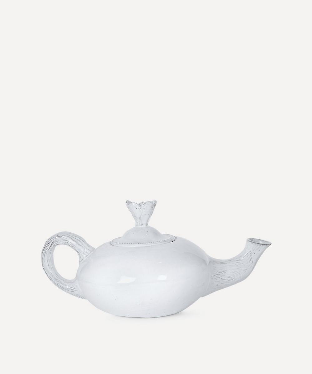 Astier de Villatte - Fleurs Teapot