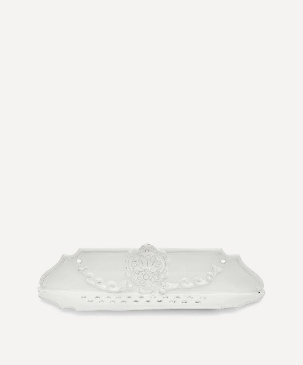 Astier de Villatte - Long Soap Dish