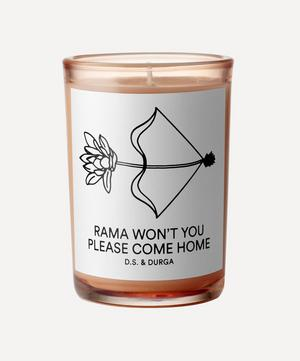 Rama Won't You Please Come Home Candle 200g