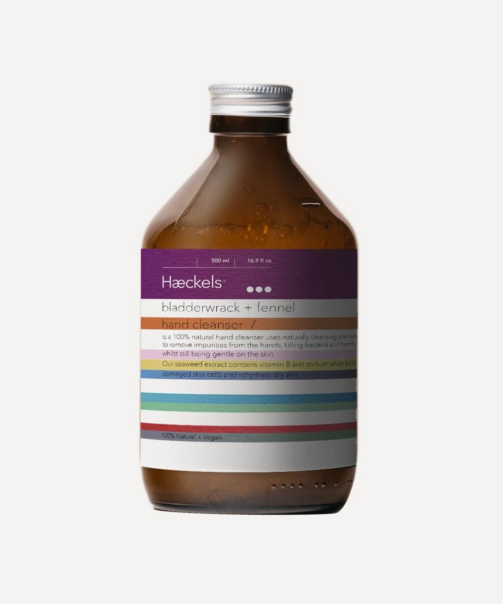 Haeckels - Bladderwrack + Fennel Hand Cleanser 500ml