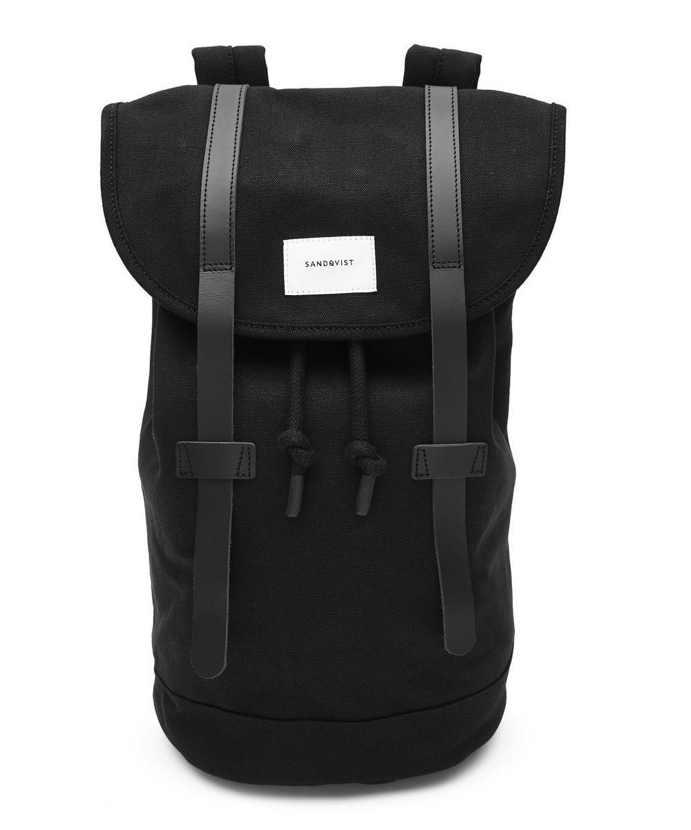 Sandqvist - Stig Cotton Canvas Backpack