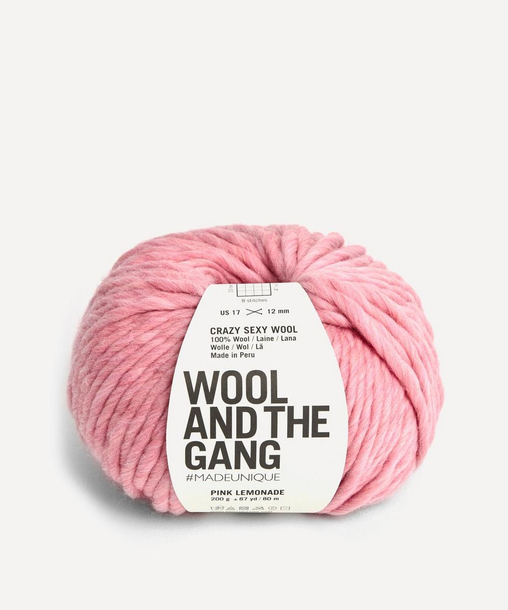Wool and the Gang - Crazy Sexy Wool Pink Lemonade Yarn