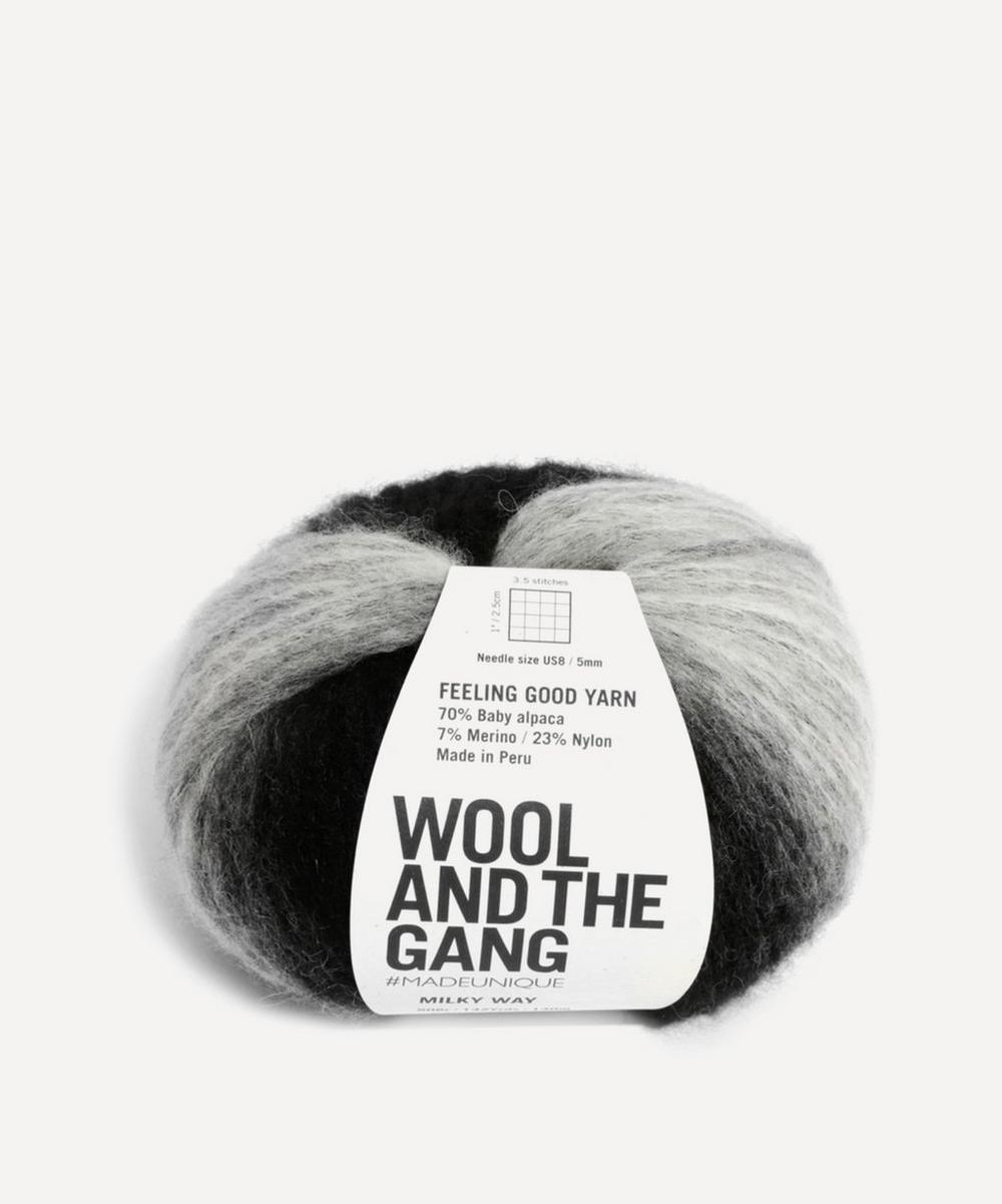 Wool and the Gang - Feeling Good Milky Way Yarn