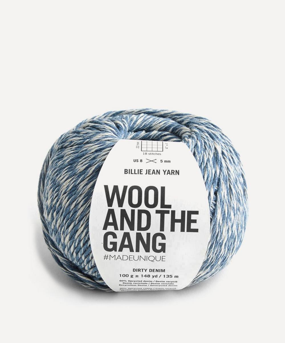 Wool and the Gang - Billie Jean Dirty Denim Yarn
