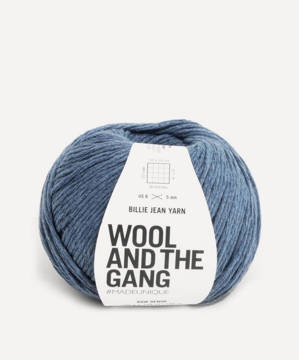 Wool and the Gang - Billie Jean Raw Denim Yarn