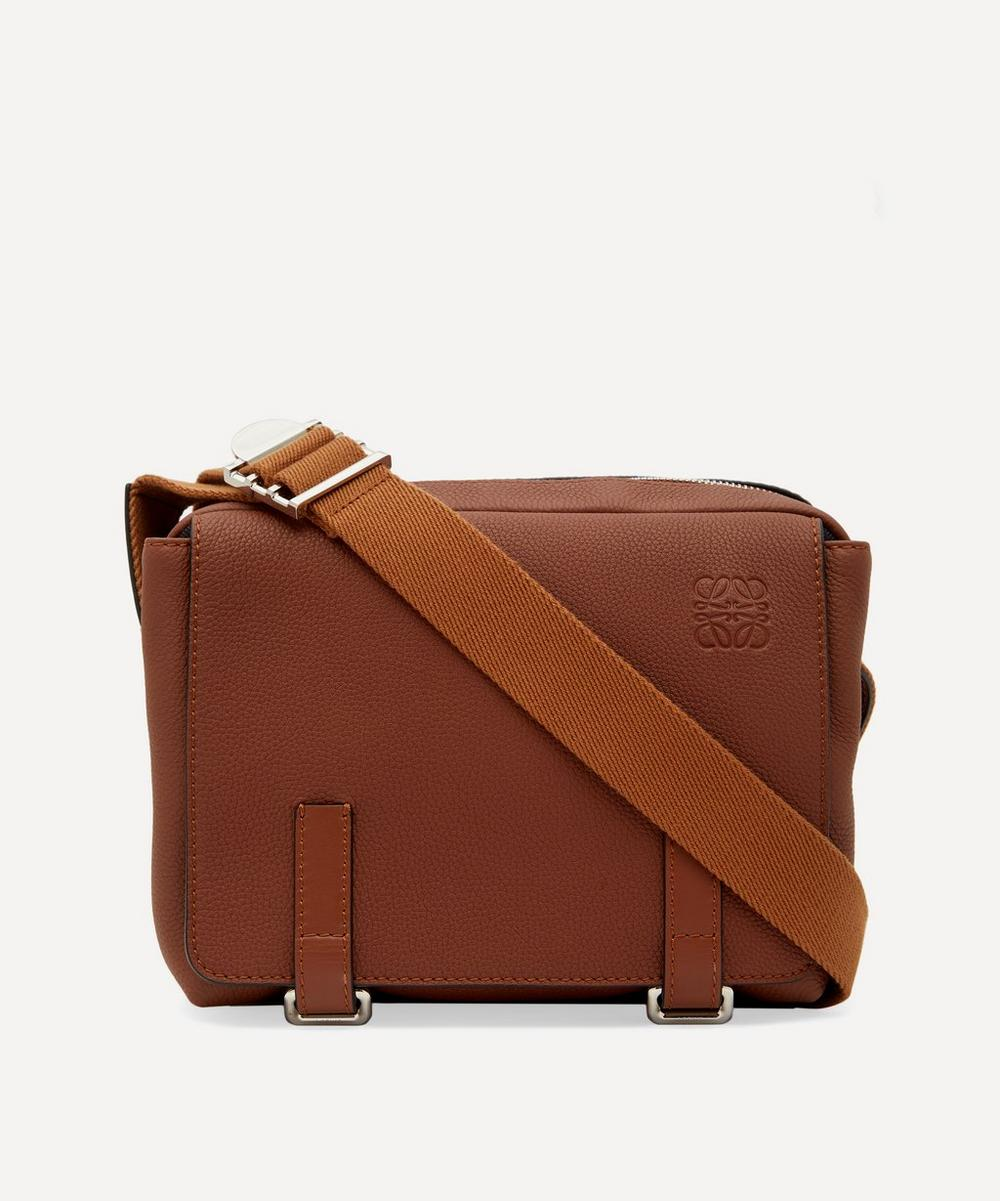 Loewe - Military XS Leather Messenger Bag