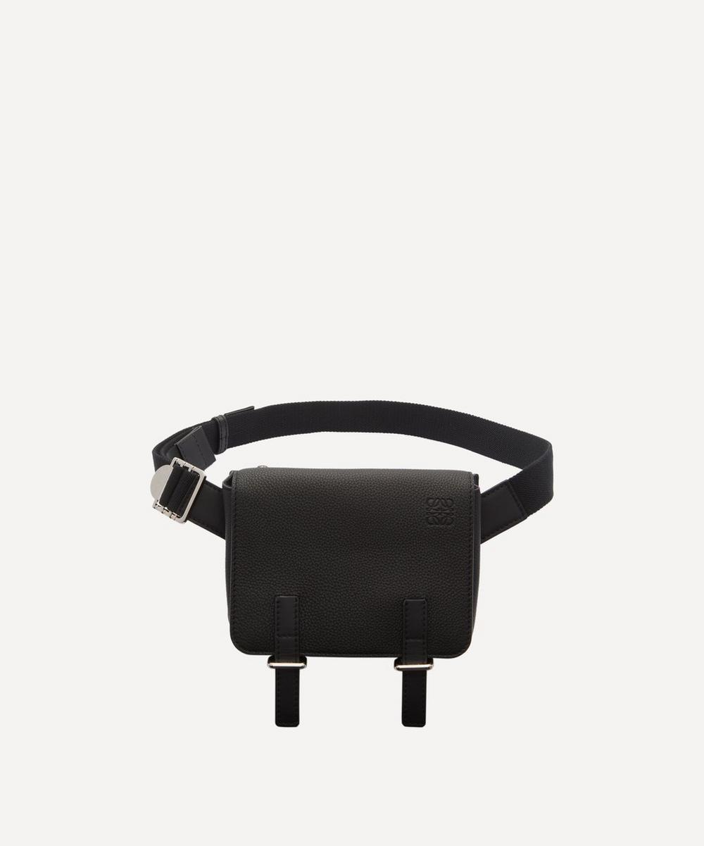 Loewe - Leather Military Bumbag