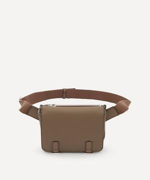Leather Military Bumbag