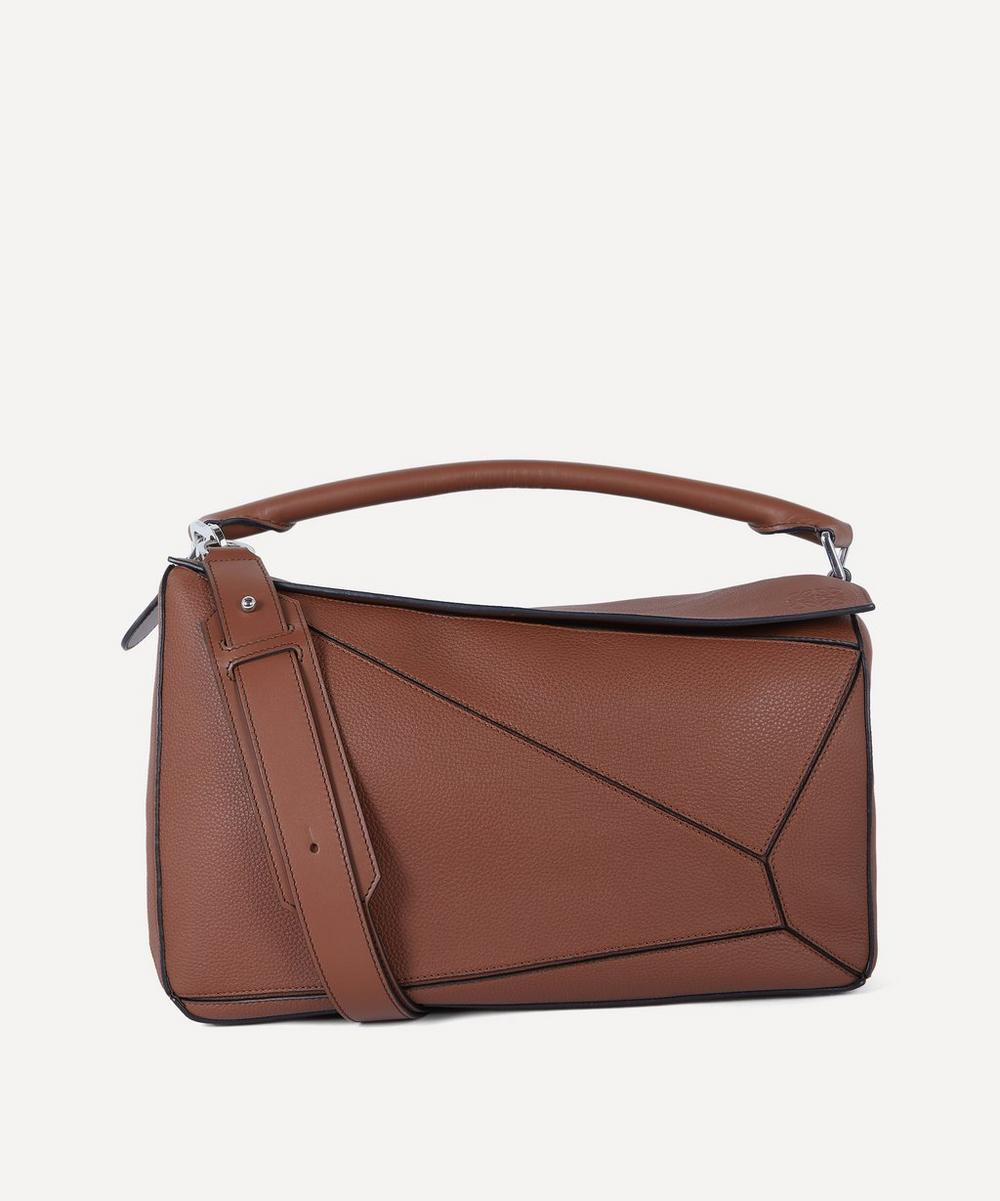 Loewe - Puzzle Large Leather Shoulder Bag