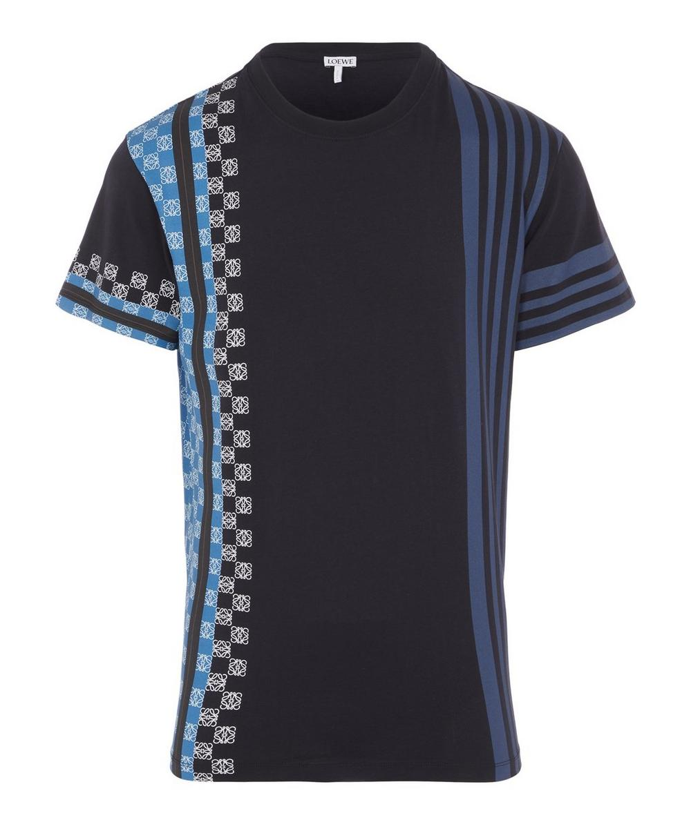 Loewe - Stripe Anagram T-Shirt
