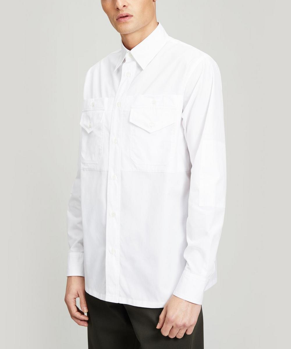 Marni - Double Pocket Oversized Shirt