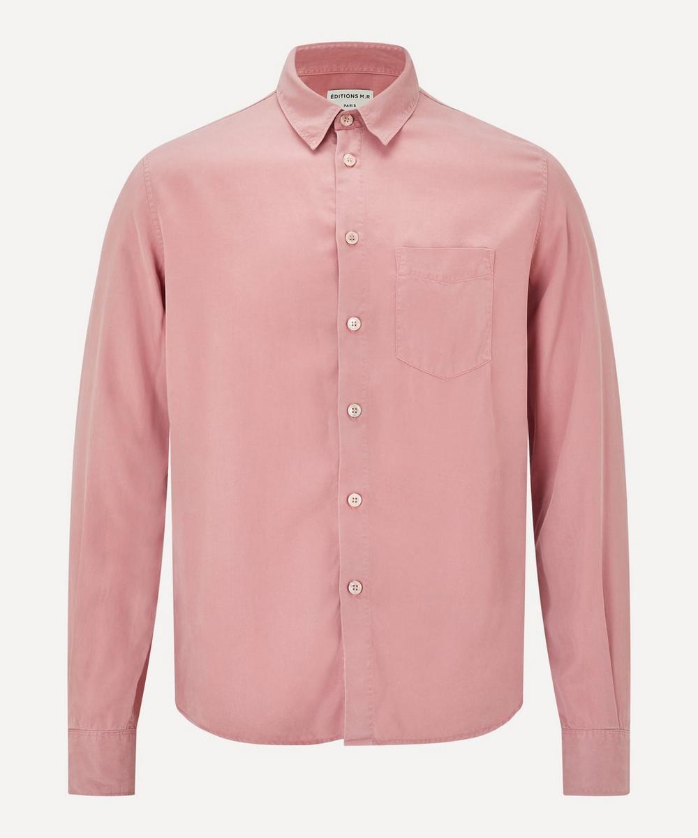 Éditions M.R - Tencel One Pocket Shirt