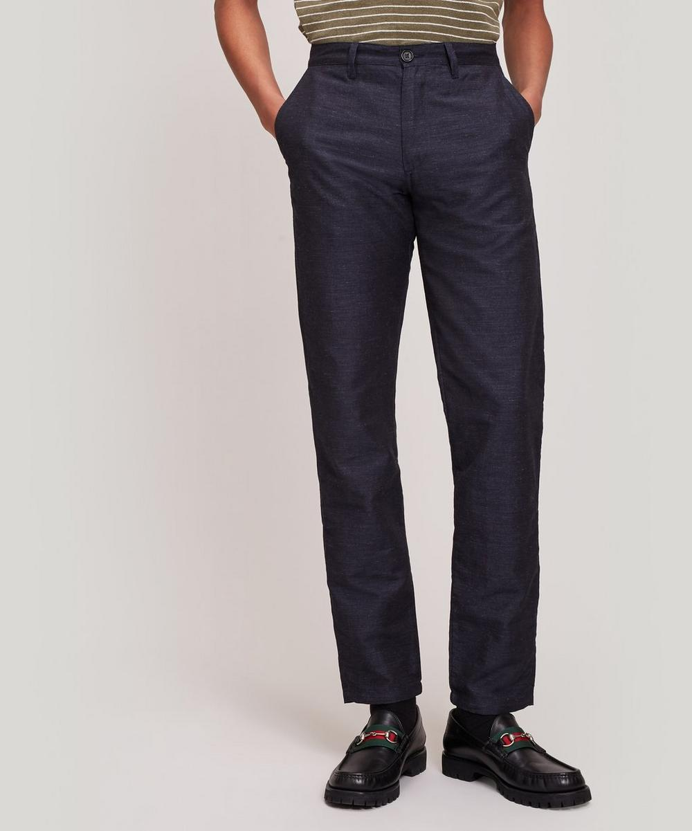 Éditions M.R - Classic Chambray Chinos