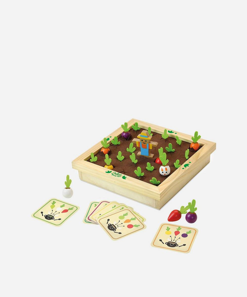 Vilac - Vegetable Garden Memory Game