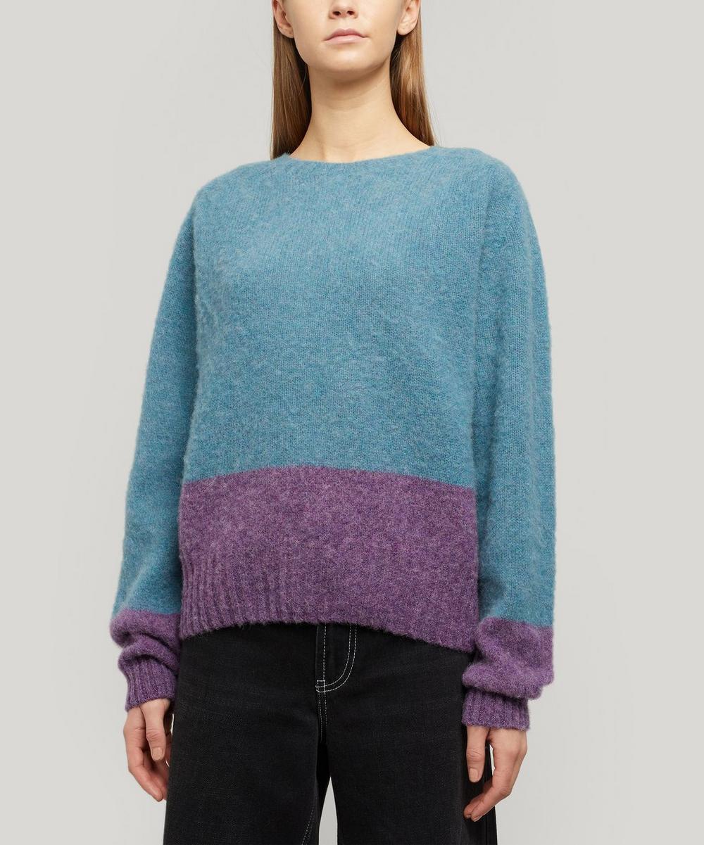 YMC - Renegade Brushed Wool Knit