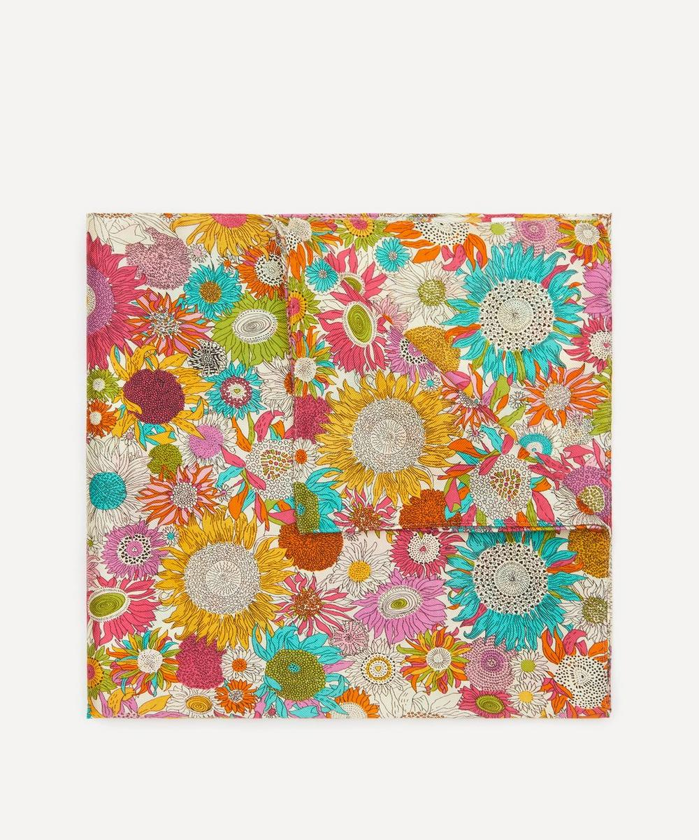 Liberty London - Small Susanna Silk-Cotton Handkerchief