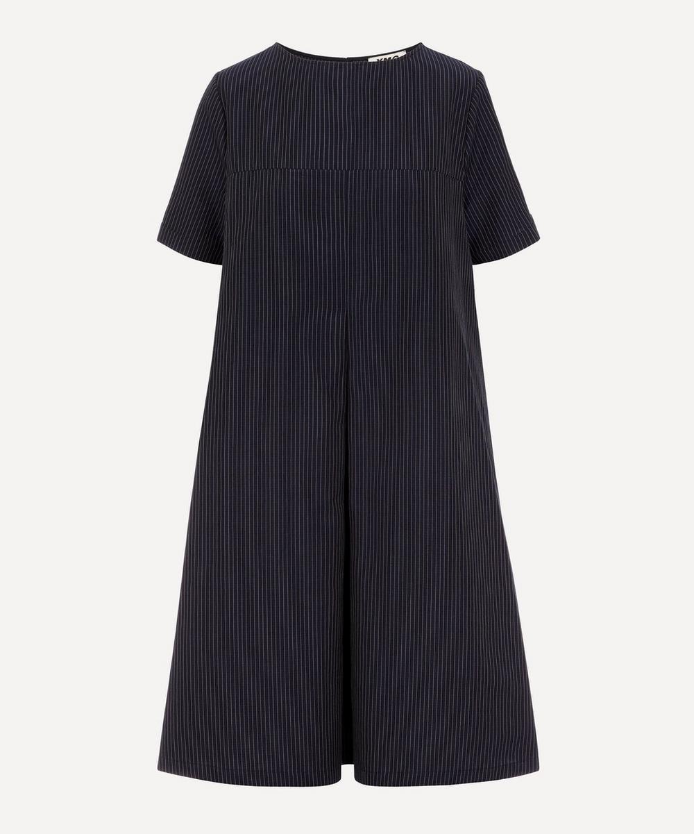 YMC - Big Pleat Dress