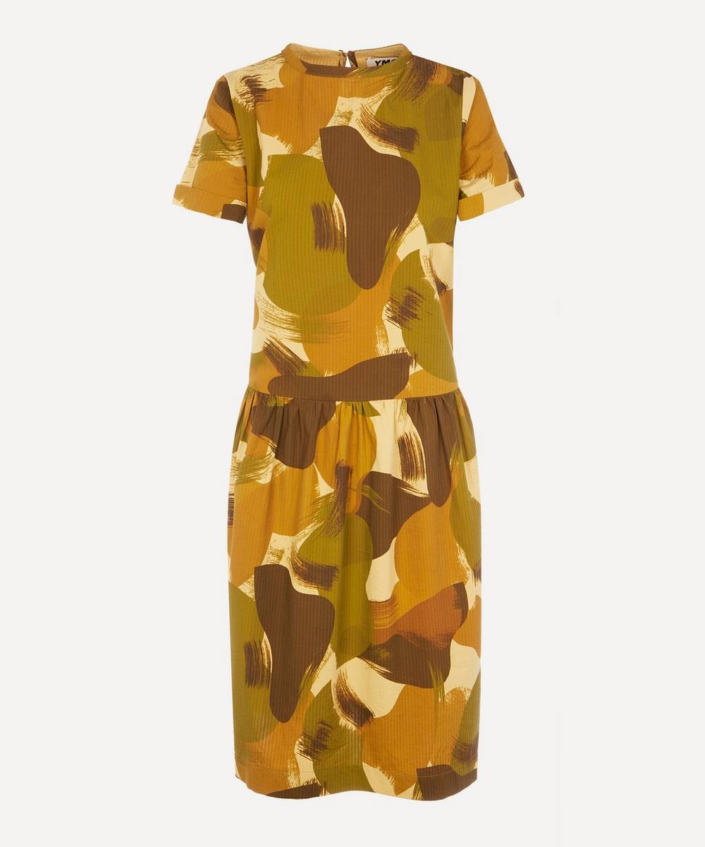YMC - Perhacs Camo Print Dress